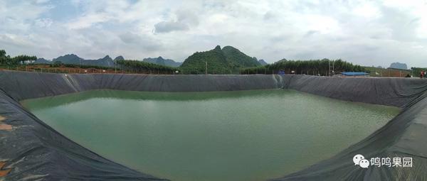 各井点的水正源源不断地注入蓄水池